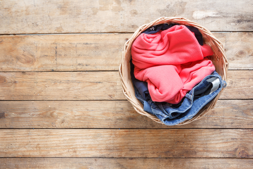 Laundry cleaning