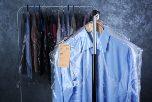 Dry Cleaning Business