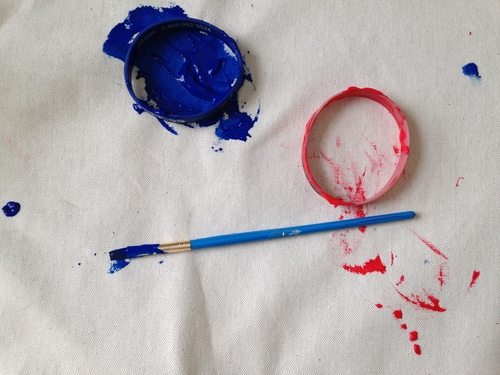 Remove Paint From Clothes