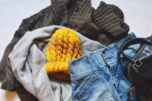 Winter Clothing Cleaning
