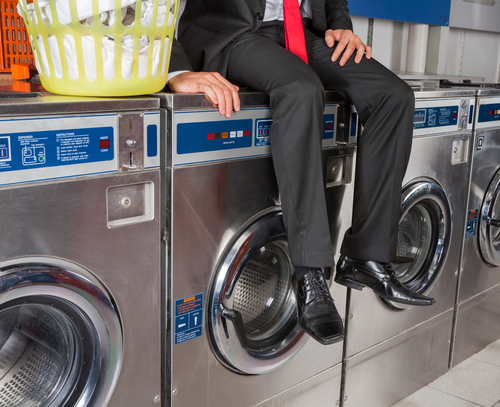 Should My Suit Be Dry Cleaned Or Laundry Washed?