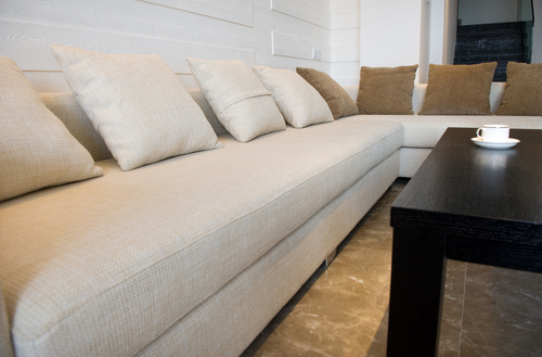 The Earlier You Spot The Mark The Easier It Is Likely To Be To Clean Your Fabric  Sofa. Dabbing At A Still Damp Spill Means That ...