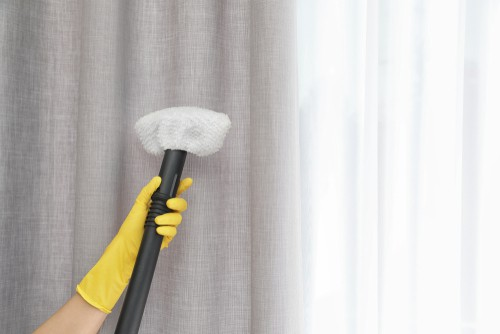 Why Choose Onsite Curtain Cleaning?