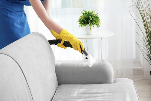How Can I Disinfect My Sofa?